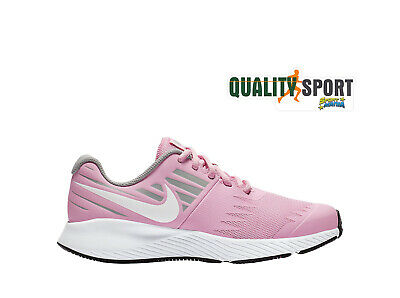 new arrival 32d84 8033a Nike Star Runner Rosa Scarpe Shoes Donna Sportive Palestra 907257 602 2019