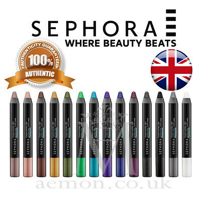 Sephora Jumbo eye shadow & liner 12HR wear WATERPROOF, cheeks & lips, 27 kinds