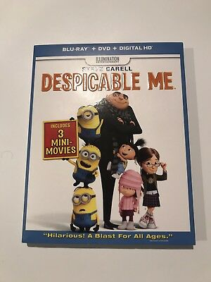 Despicable Me (Blu-ray/DVD, 2010