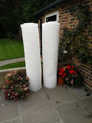 Packaging Foam - White 4mm (Ideal for E-Bayers)
