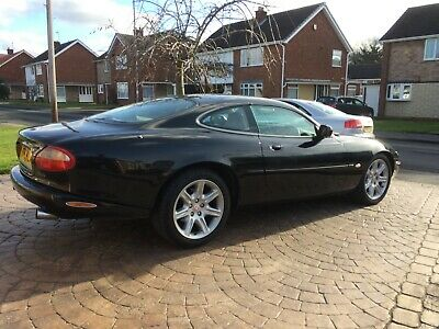Jaguar Xk8 Sports Coupe