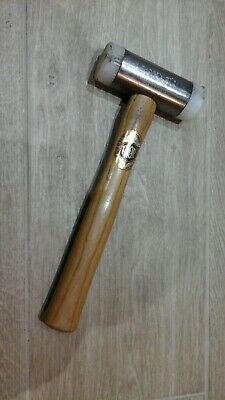 THOR THOREX 712 MADE IN ENGLAND 38mm.NYLON ENDED HAMMER.
