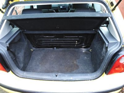 VW POLO 1.2 3 DOOR yellow