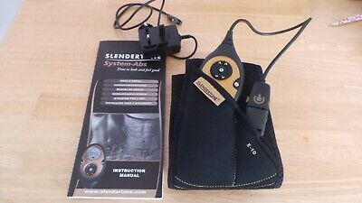Slendertone system abs, toning belt. Used once boxed ideal gift.