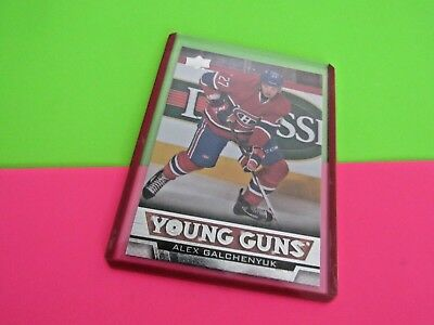 2013-14 Upper Deck Series 1  Young Guns Galchenyuk # 203 Habs. View