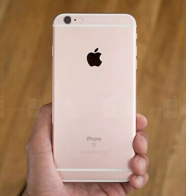 Apple iPhone 6s - 128GB - Gold (Factory Unlocked) - Mint Condition