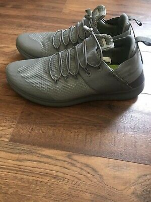 NIKE FREE RN Commuter 2017 Premium Taupe Grey Armory Blue Green ... 7dc9c4931