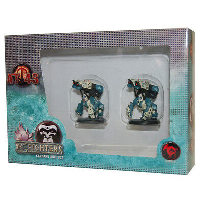 AT-43: Karmans - K-Fighters Unit Box (2)