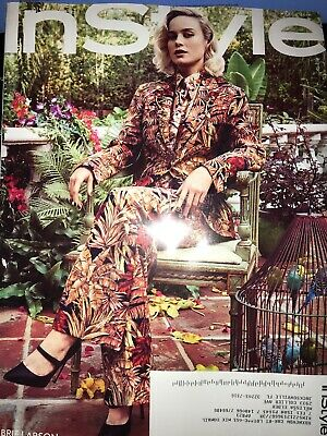In Style InStyle Magazine March 2019 Brie Larson