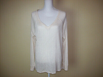 New without Tags Womans knit top by Red Camel Size XL XLarge Delicate Lace Look