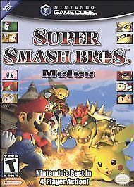 Super Smash Bros: Melee (Nintendo GameCube) GameCube COMPLETE AMAZING CONDITION