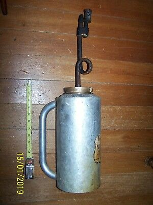 Hard To Find Vintage Sealtite Forester Back Fire Torch