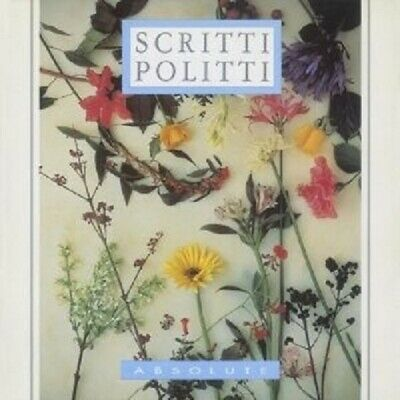 "Scritti Politti ""best Of"" Cd New"