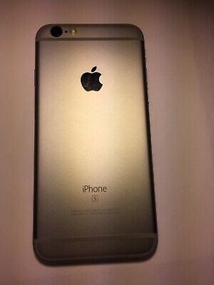 Apple iPhone 6s - 16GB - Space Gray (Unlocked) Fully Functioning Light wear 9/10
