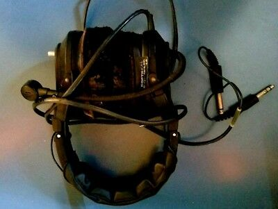 Echelon Telex Pilot Headset Noise Cancelling, Noise Reduction