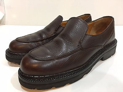 0598d86a7b0 Cole Haan Country Women s Slip On Loafer Brown Leather Shoes Size 6.5 AA
