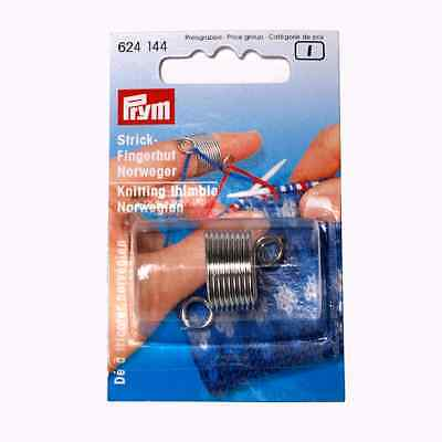 Knitting Needles Germany Prym Weaving Tools With 2 Yarn Guides - 624144
