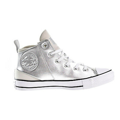4a509ae0bf71 Converse Chuck Taylor All Star Sloane Mid Womens Shoes Mouse Black White  555834C