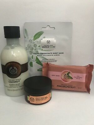 The Body Shop Mixed Products