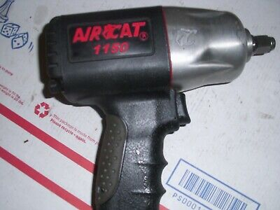 "AirCat 1150, 1/2"" Impact Wrench, WORKS EXCELLENT. STRONG."