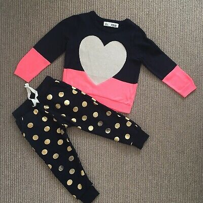 Cotton On Girls Outfit, Size 3-4