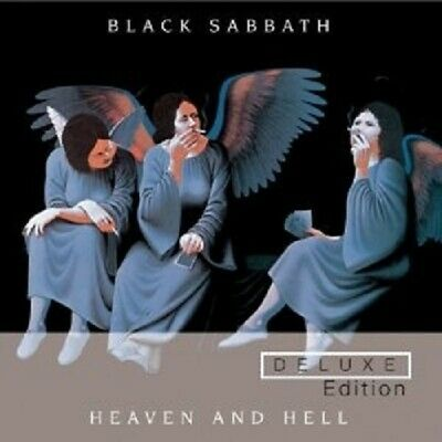 "Black Sabbath ""Heaven And Hell"" 2 Cd Deluxe Edition New"