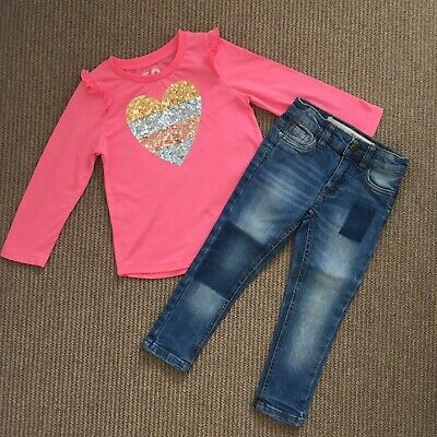 Cotton On Girls Outfit, Size 3
