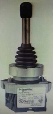 Schneider JOYSTICK CONTROLLER Ø22 2-Direction Spring Return 1N/O Chromium Plated