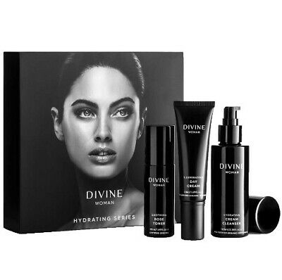 Divine Woman Hydrating Series