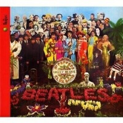 "The Beatles ""Sgt. Pepper's Lonely Hearts..."" Cd New"