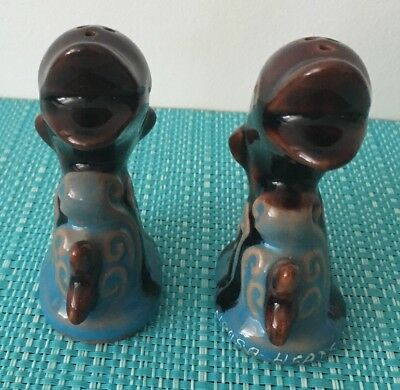 Dolphin 'Noosa Heads' Salt And Pepper Shakers.