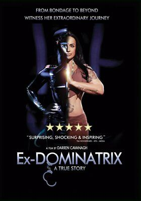 Ex-Dominatrix a true story - BDSM FemDom DVD Fetish (Region 2/PAL)