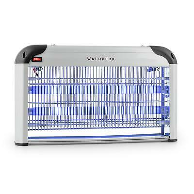 Electric Insect Killer 38W UV Light Light Weight Mosquito Fly free 150m² Silver