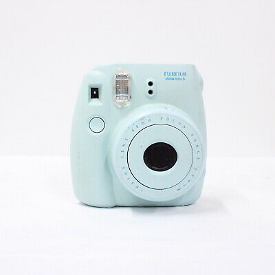 Fujifilm Instax Mini 8 Blue Fun and Easy to Use Compact Instant Camera #454