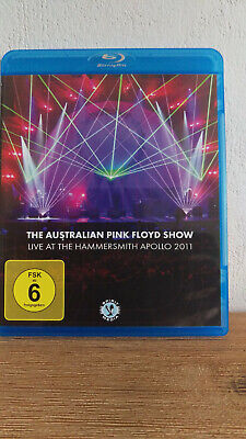 The Australian Pink Floyd Show,Blu-ray,Live at the Hammersmith Apollo 2011