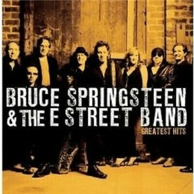 "Bruce Springsteen ""Greatest Hits"" Cd New"