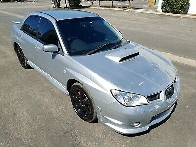 2007 Subaru Impreza WRX 2.5L 5spd light dent damage only repairable drives great
