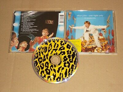 ELTON JOHN - one night only - the greatest hits