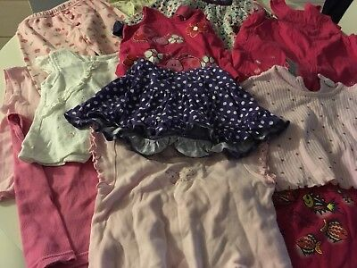 Bulk Lot Of 14 Size 0 Girls Assorted Clothes.