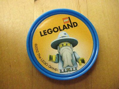 Legoland / Chessington / Alton Towers / Thorpe / Sealife / Merlin Pop Badge