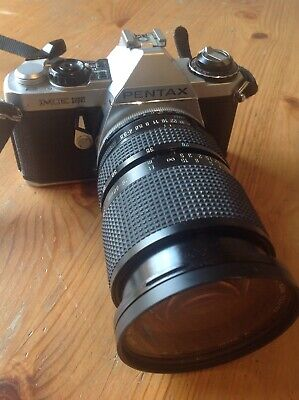 Pentax ME Super Camera Tamron 28-80mm Lens
