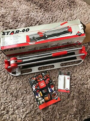 Rubi Star-40 Tile Cutter