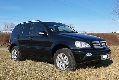 Mercedes Ml Cdi 7 Places