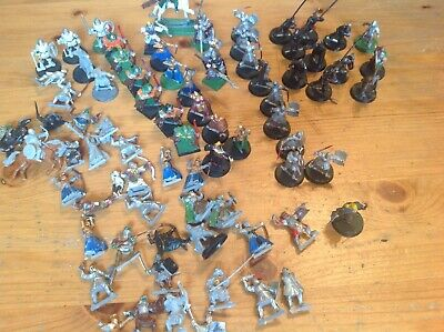 Warhammer 40k Lord Of The Rings Figures Joblot