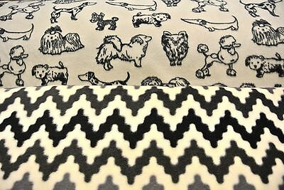 Dog Blanket Shih Tzu Chihuahua Pomeranians Poodles Can Personalize  28x22