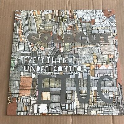 """Coldcut - Everything Is Under Control - 12"""" Single - UNPLAYED - Discount For 2+"""