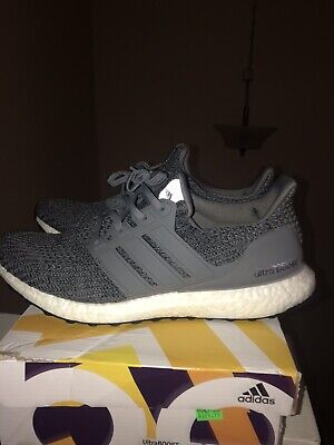 1d4ee8596 ADIDAS ULTRABOOST 4.0 Grey Men s Shoes F36156 -  100.00