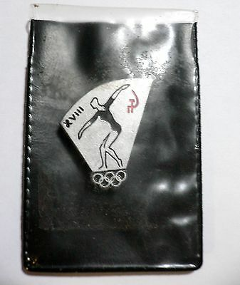 1964 Olympic Games Tokyo Original USSR CCCP RUSSIA Collectible Gymnastic Pin!!!!