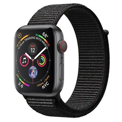 Apple Watch serie 4 40mm gps space grey Nuovo