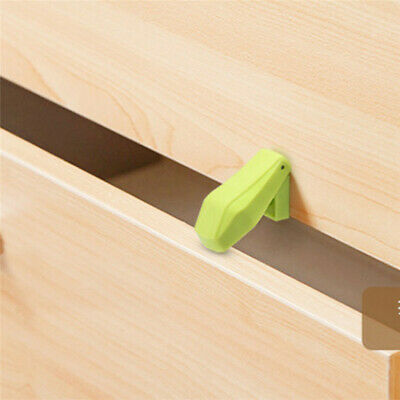 Magnetic Safety Invisible Cupboard Lock Baby Child Pet Proof Drawer Security LH
